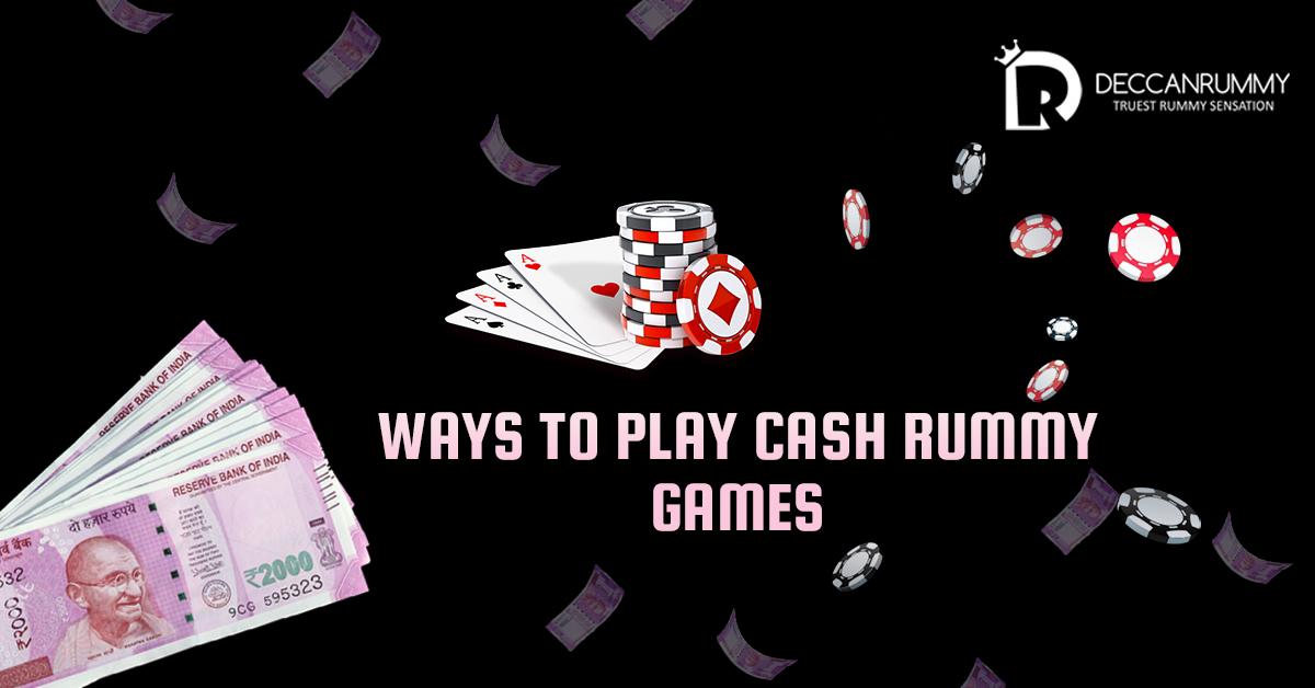 Cash Rummy Games
