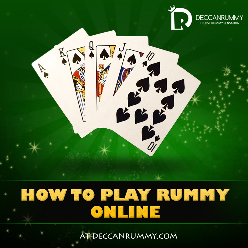 How-to-play-rummy-online