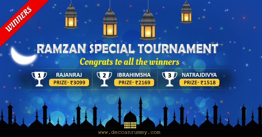 Ramzan Special tournament