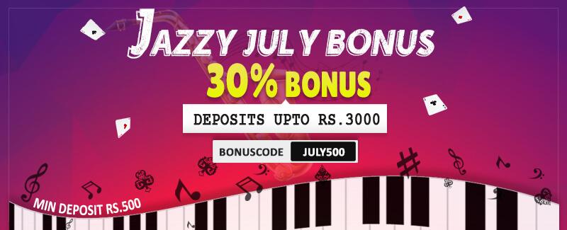 Jazzy July