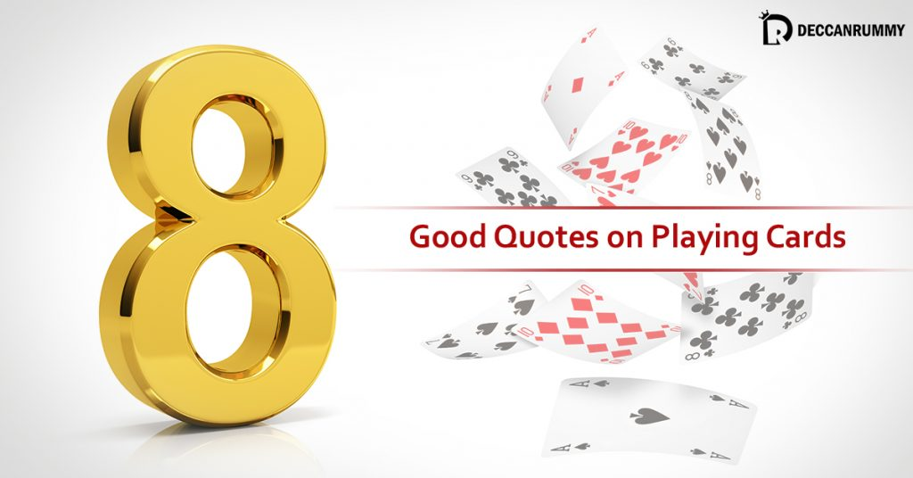 Quotes on Playing Cards