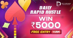 Daily Rapid Rustle