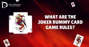joker rummy card game rules