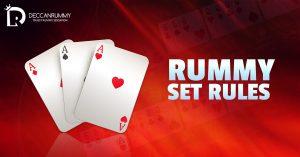 Rummy Set Rules