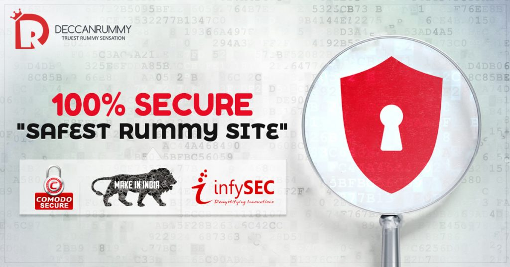 Safe and Secure rummy site