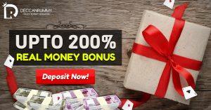 200% Daily Deposit Bonus