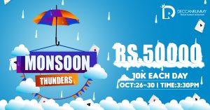 Monsoon Thunders
