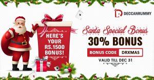 Santa Special Bonus