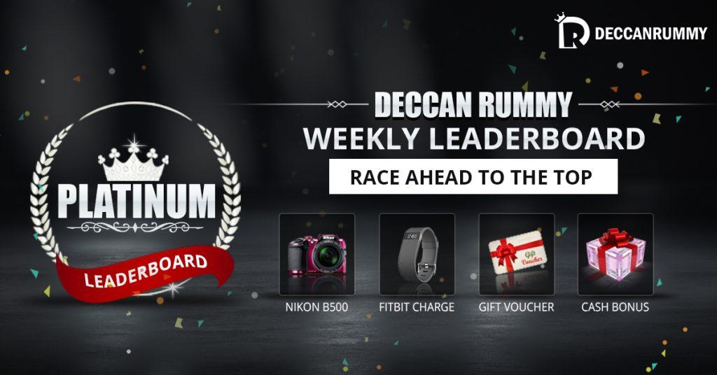 platinum Leaderboard Prizes