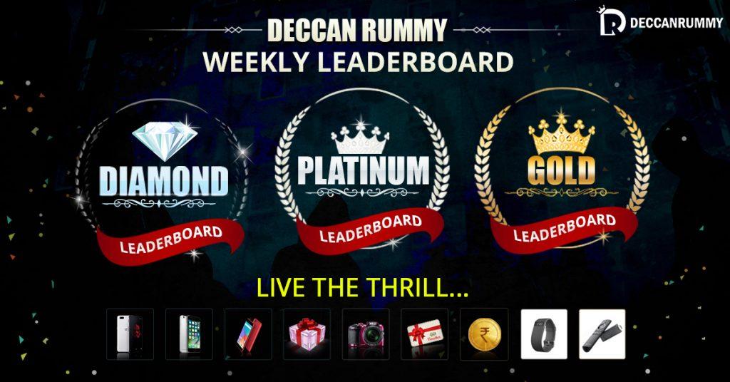 Diamond Leaderboard