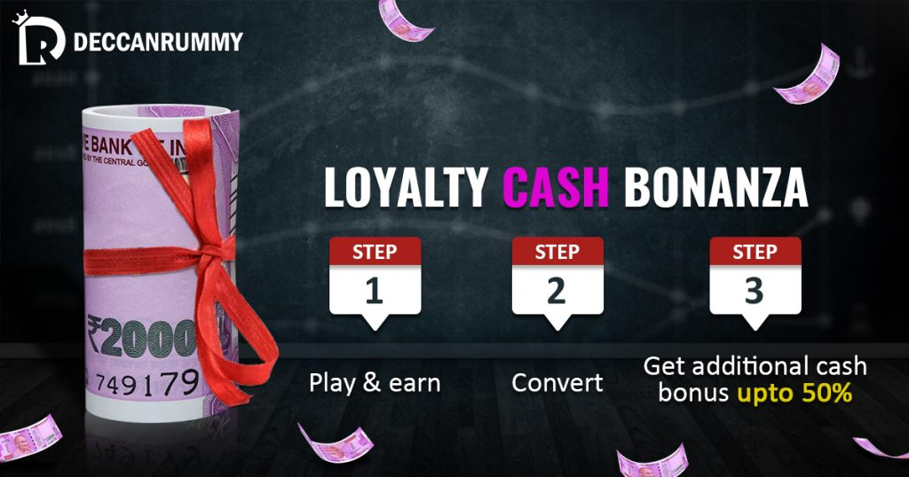 Loyalty Cash Bonanza