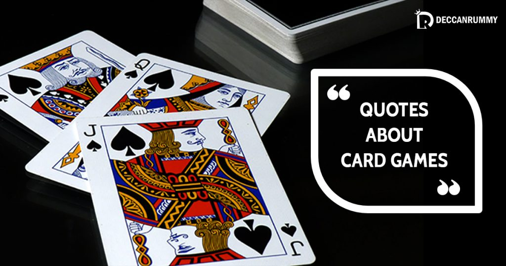 Card Game Catchphrases