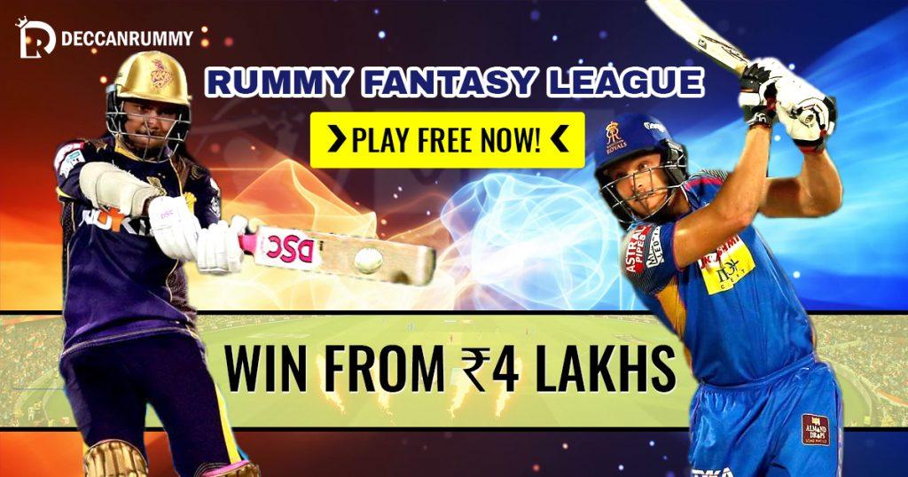 Rummy Fantasy League