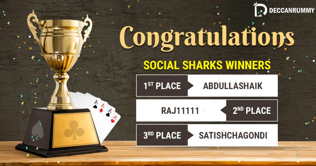 Social Sharks Winner