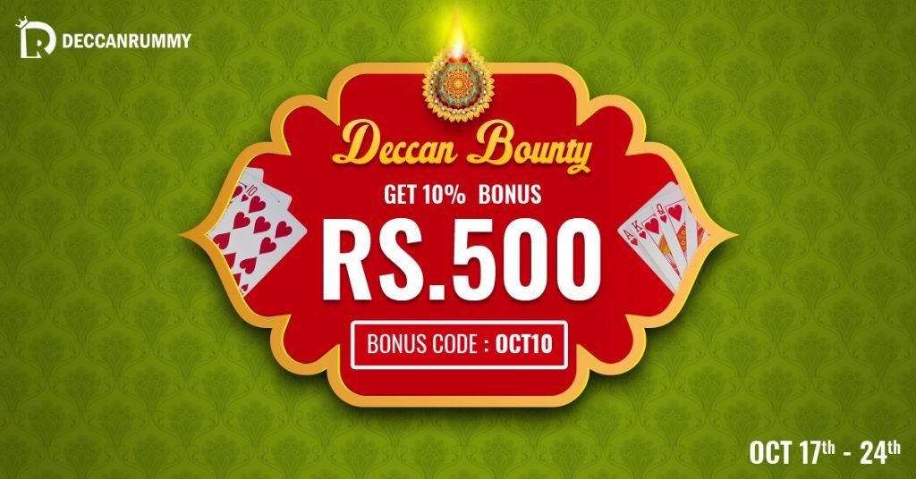 Deccan Bonus Bounty