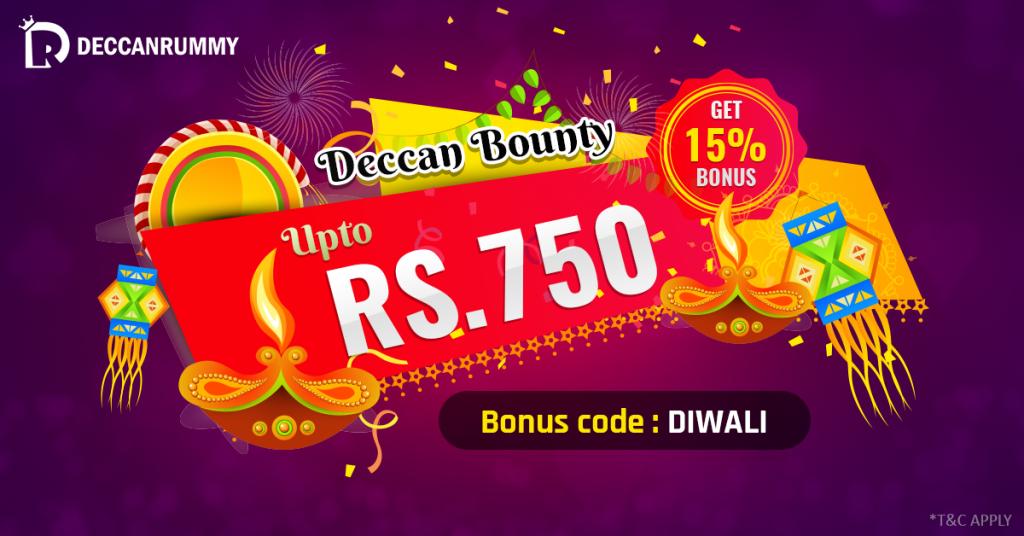 Deccan Bonus Bounty Diwali