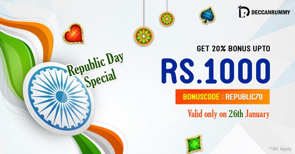 Republic Day Bonus