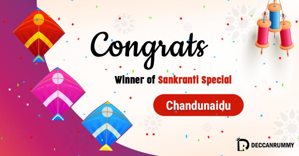 ChanduNaidu winner