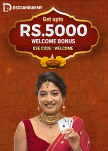 RUMMY WELCOME BONUS