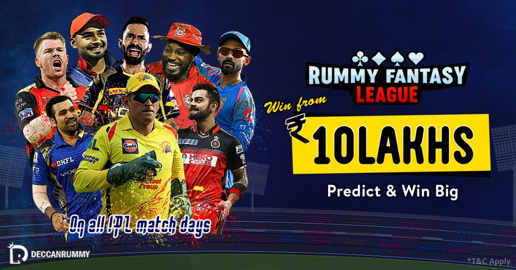 IPL Rummy Fantasy League