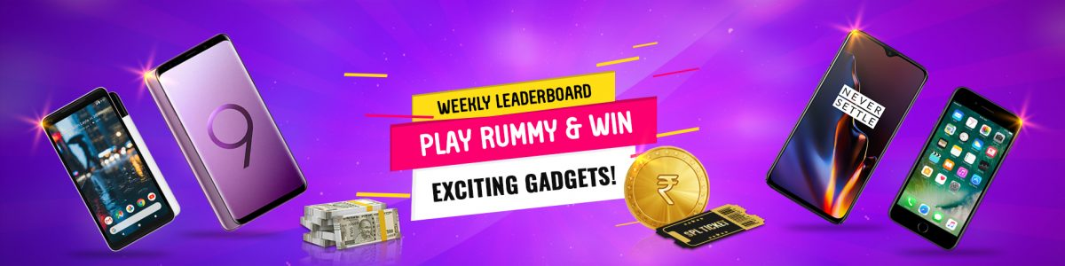 Weekly-Deccanrummy-Leaderboard
