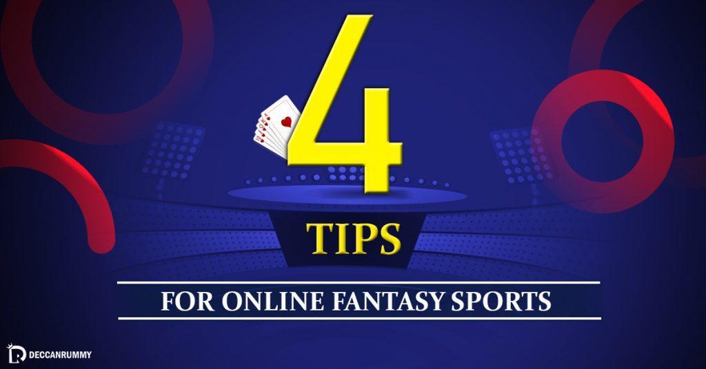 4 tips for online fantasy