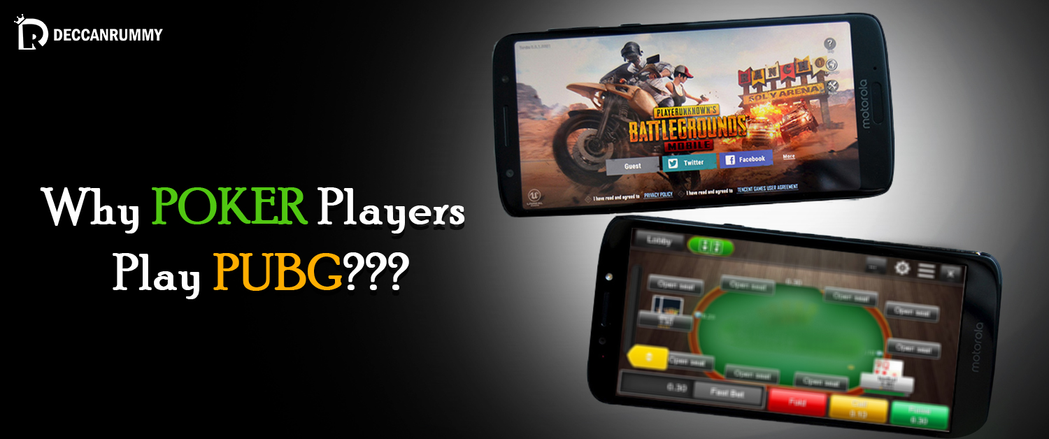 pubg and poker