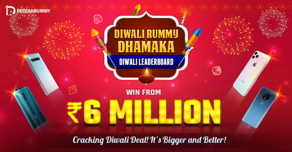 Diwali Rummy Dhamaka