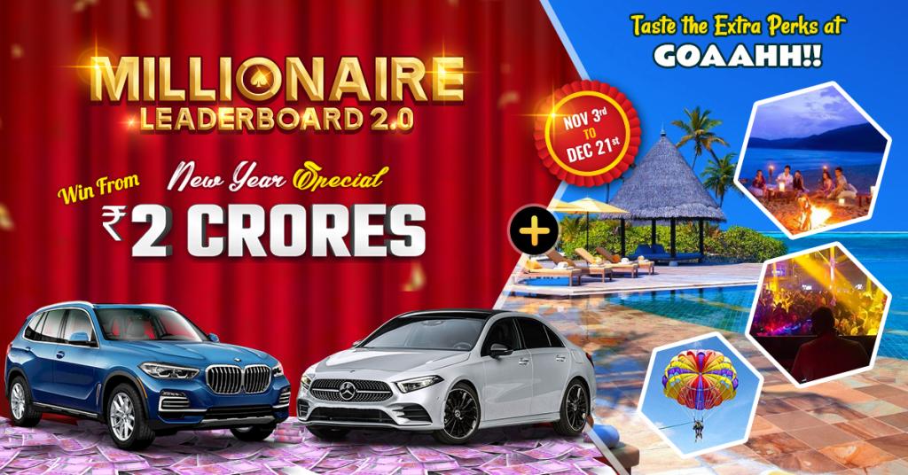 Millionaire Leaderboard