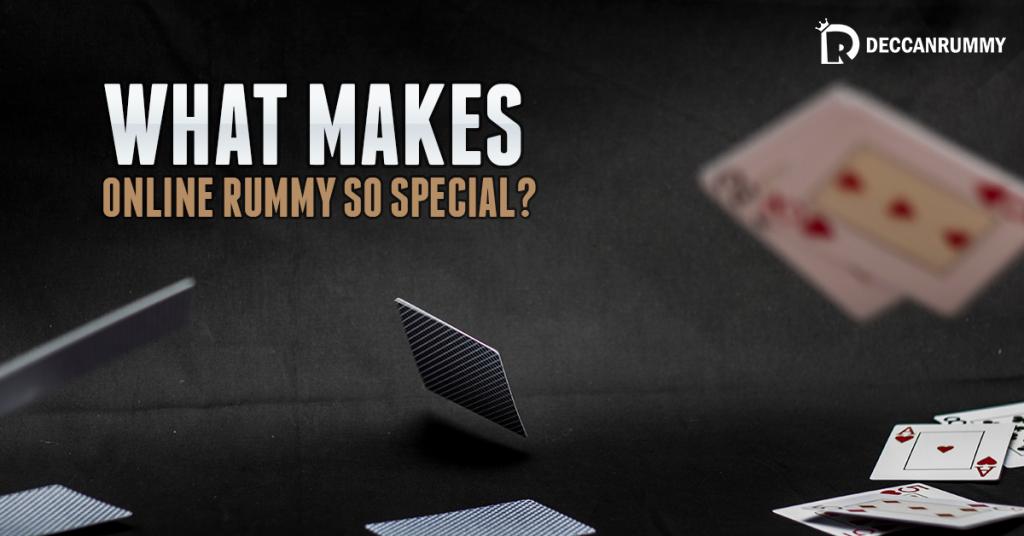 online rummy special