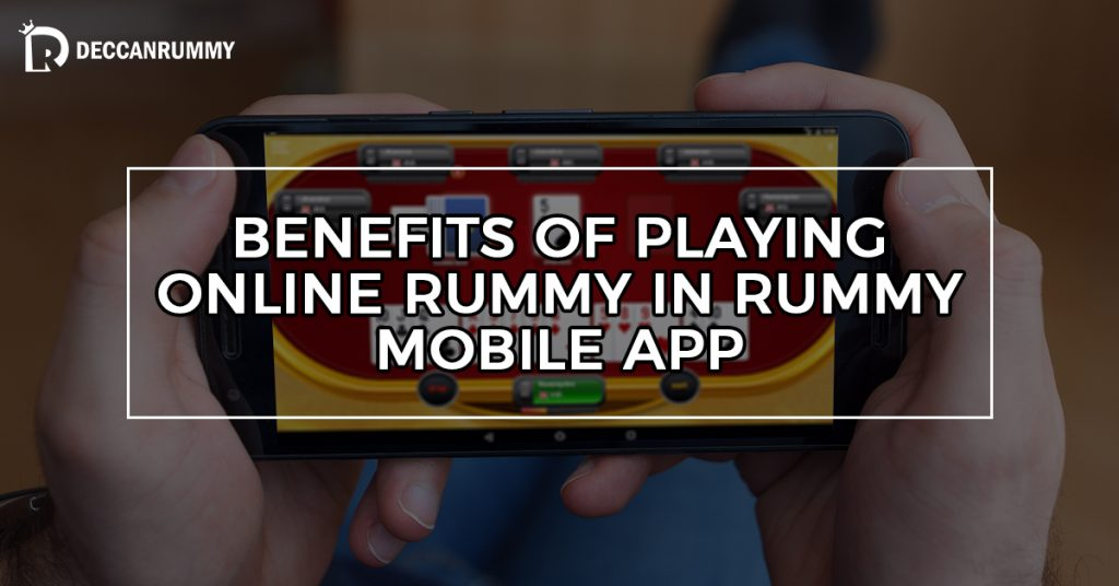 Mobile Rummy App