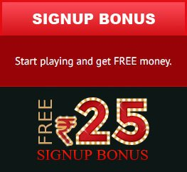 Start playing and get FREE money.