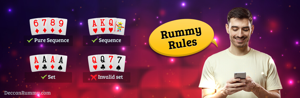 Rummy rules