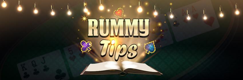 Rummy Strategy