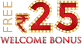 Signup at DeccanRummy for free & win Rs.25 as welcome bonus