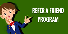 Refer your friend to play rummy online Gain Rs.25