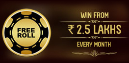 Register and play our Rs. 8000 Daily Free Tournaments